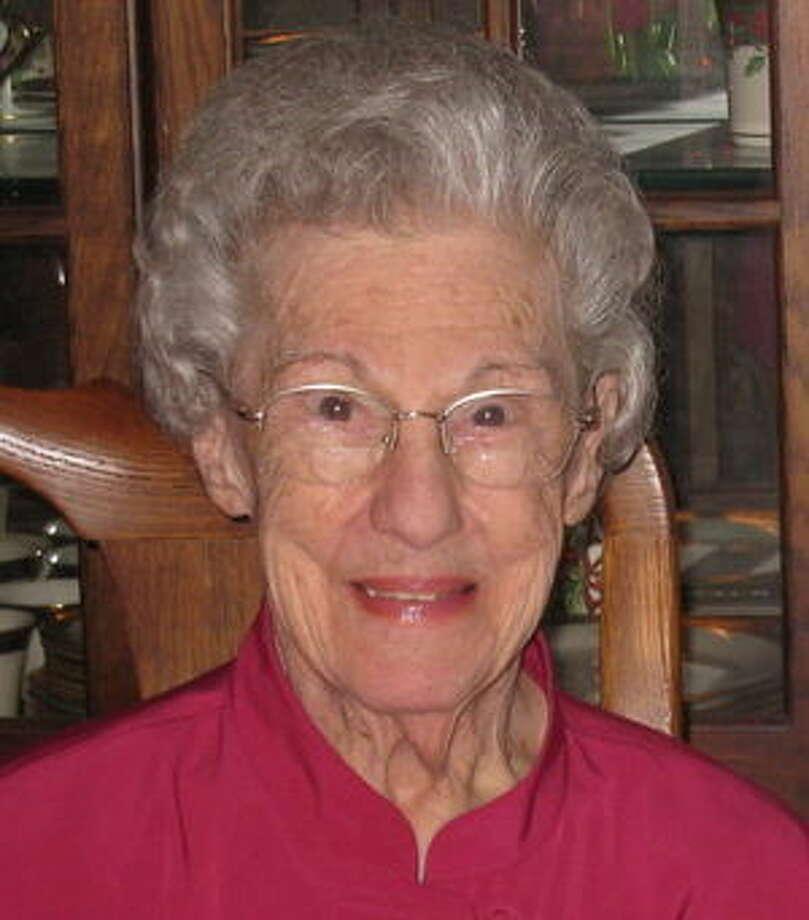 Van Horn, Mildred