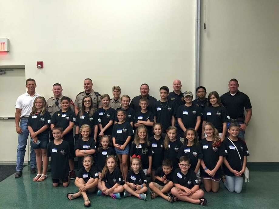 The TUFF Kids organization in Magnolia recently held an appreciation dinner for Magnolia officers. Photo: Submitted