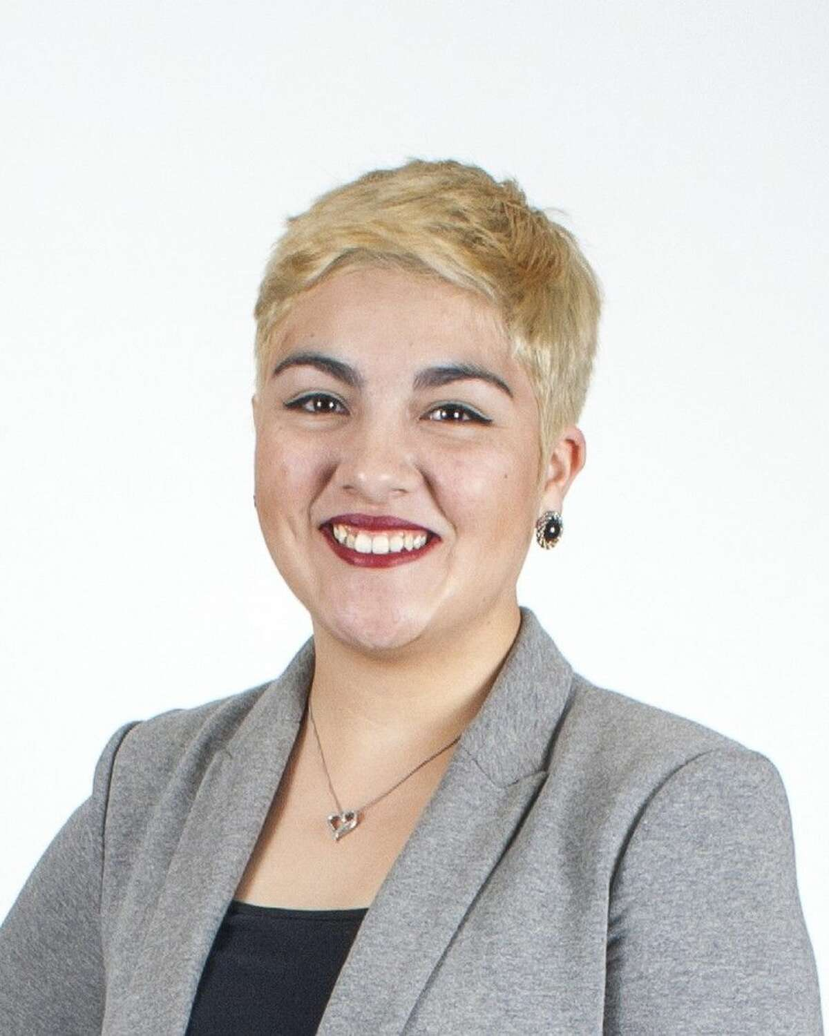Aracely Garcia, a political science major, is one of 1,636 students who participated in the University of Houston-Downtown fall commencement Dec. 19.