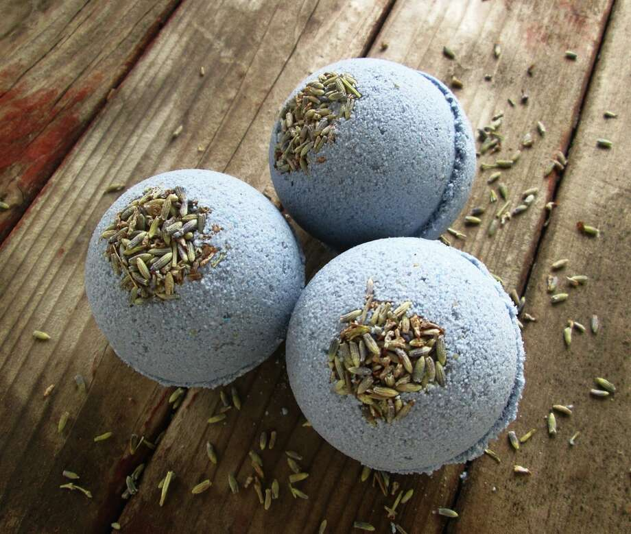 Click through to learn about the vendors at this fall's Half Moon Market: Black Kettle Soap Company: Bath bombs, lip balms, soap and more. Photo: .