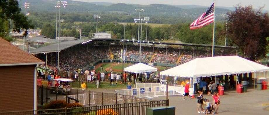 Howard J. Lamade Stadium is one of two stadiums that host the Little League World Series. Photo: Little League World Series