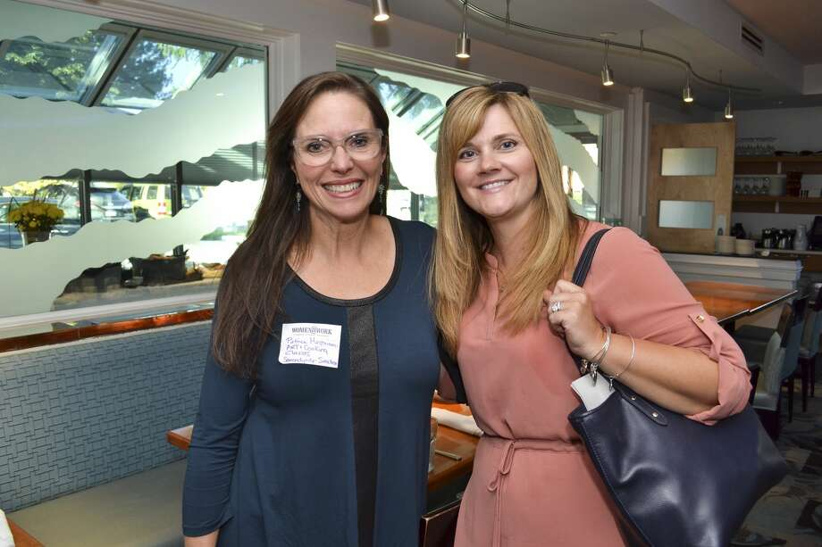 Were you Seen at the Women@Work Connect event - Food is Big Business! - with special guest Maile Carpenter, editor of Food Network magazine, held at Reel Seafood in Colonie on Thursday, Oct. 6, 2016? Photo: Colleen Ingerto / Times Union