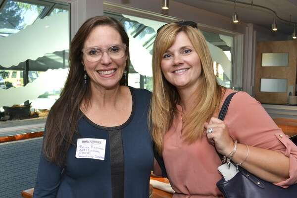 Were you Seen at the Women@Work Connect event - Food is Big Business! - with special guest Maile Carpenter, editor of Food Network magazine, held at Reel Seafood in Colonie on Thursday, Oct. 6, 2016?