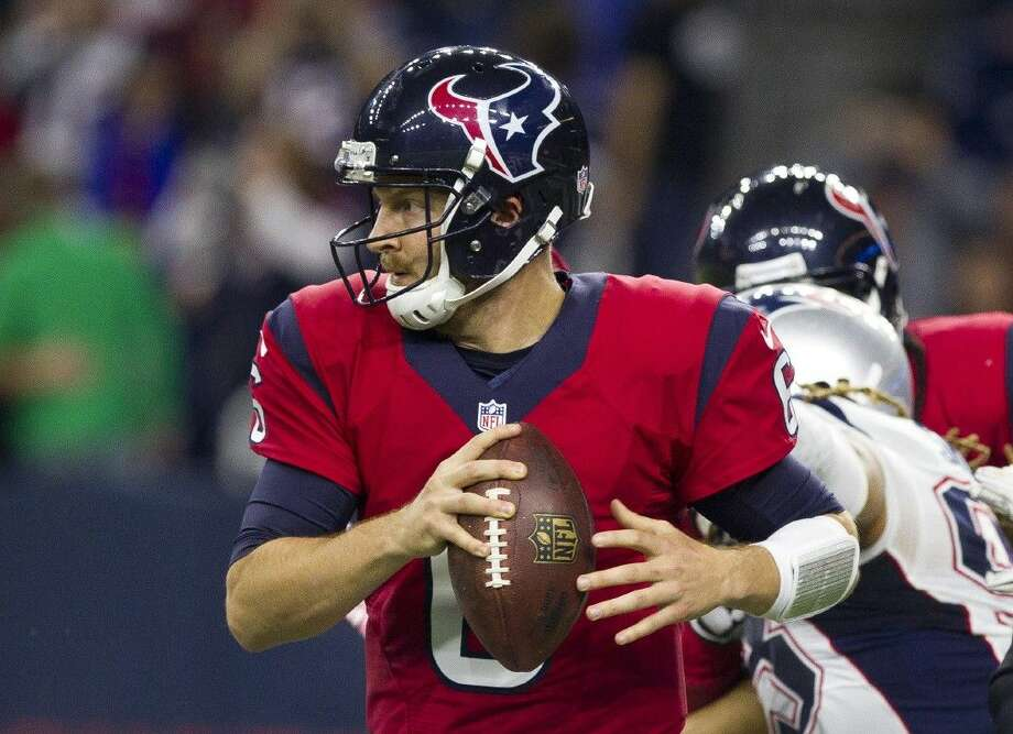 Houston Texans quaterback T.J. Yates will make his second start of the season Sunday at Indianapolis.