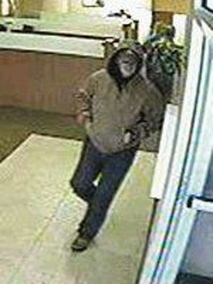 La Porte police are asking for the public's help in identifying a suspect believed to have been involved in a robbery at a Chase Bank in La Porte.