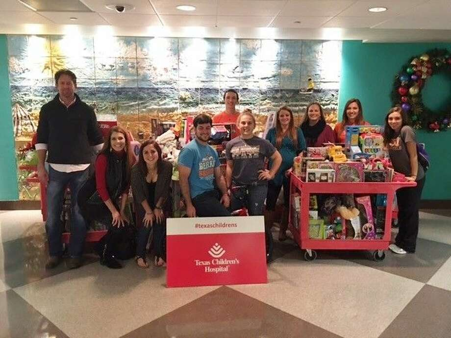 Ulrich Intermediate partnered with Sam Houston State University this year for the 8th Annual Texas Children's Hospital (TCH) Toy Drive. Toys donated through Ulrich will go directly to the children at TCH. Ulrich teachers Colleen Salinas, student council sponsor, and Sarah Eaton, girls athletics and PE teacher, will be involved in the toy distribution this year with many SHSU Sports Management graduate students. They will visit children room by room. By partnering with Sam Houston for this toy drive, Ulrich students will see the importance of compassion and giving to those less fortunate.