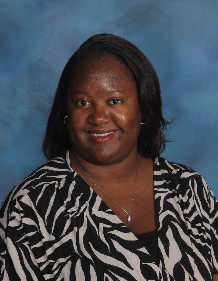 Klein Oak High School CTE teacher Allanda Nichols is the recipient of the inaugural School Champion Award from ChildBuilders.