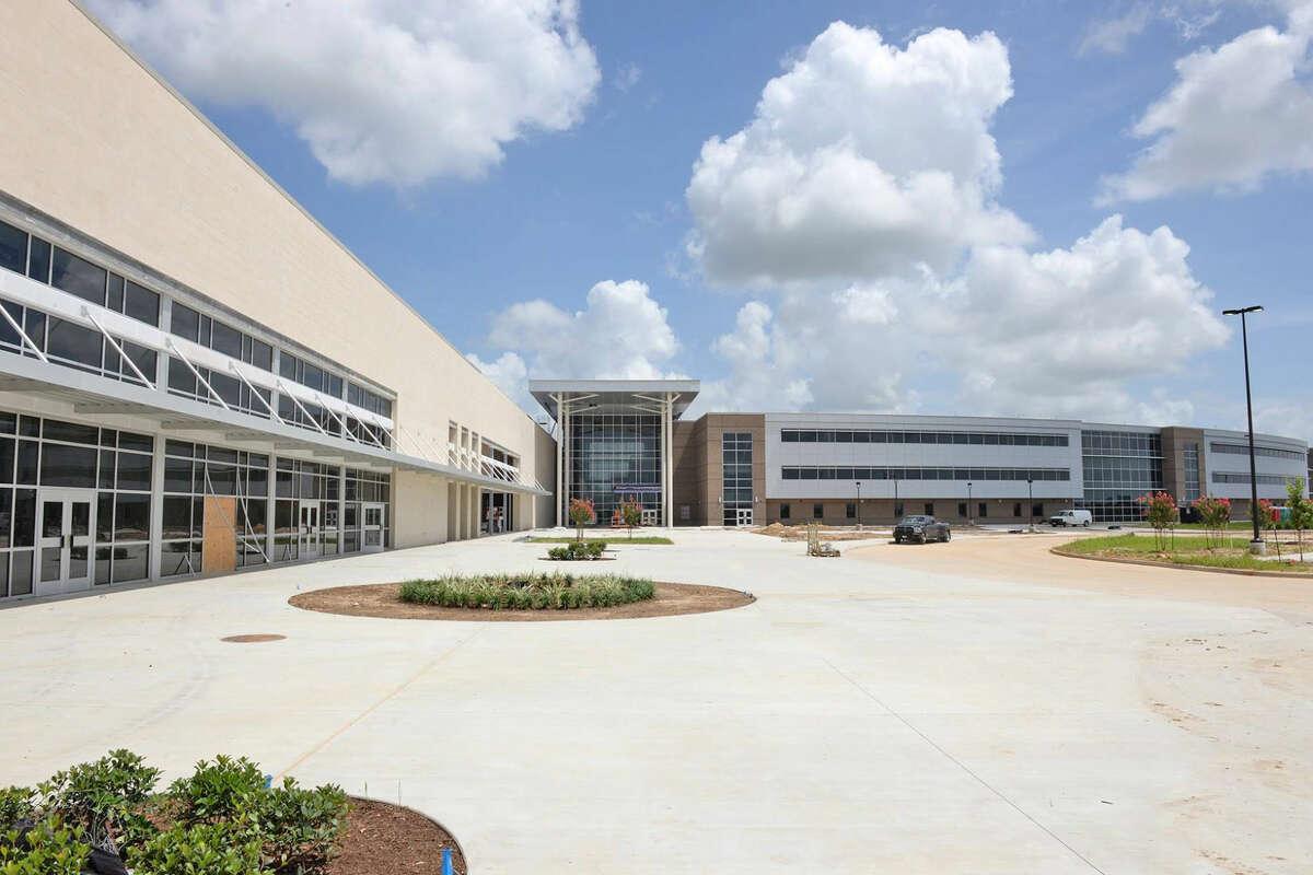 16.Cypress Park High School7425 Westgreen Blvd., Cypress