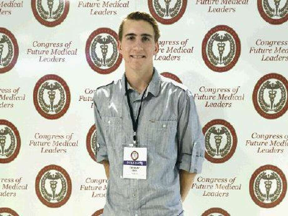 Zack Isbell, a junior at Atascocita High School, attended the Congress of Future Medical Leaders in Lowell, Massachusetts on June 25-27.