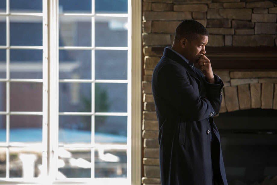 "Will Smith stars in Columbia Pictures' ""Concussion."" Photo: Melinda Sue Gordon"