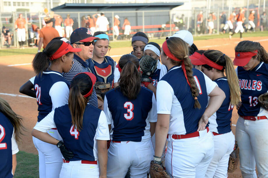 The Dulles softball team won its first district championship and first playoff series in 2016. View this and additional photos at HCNPics.com. Photo: Craig Moseley