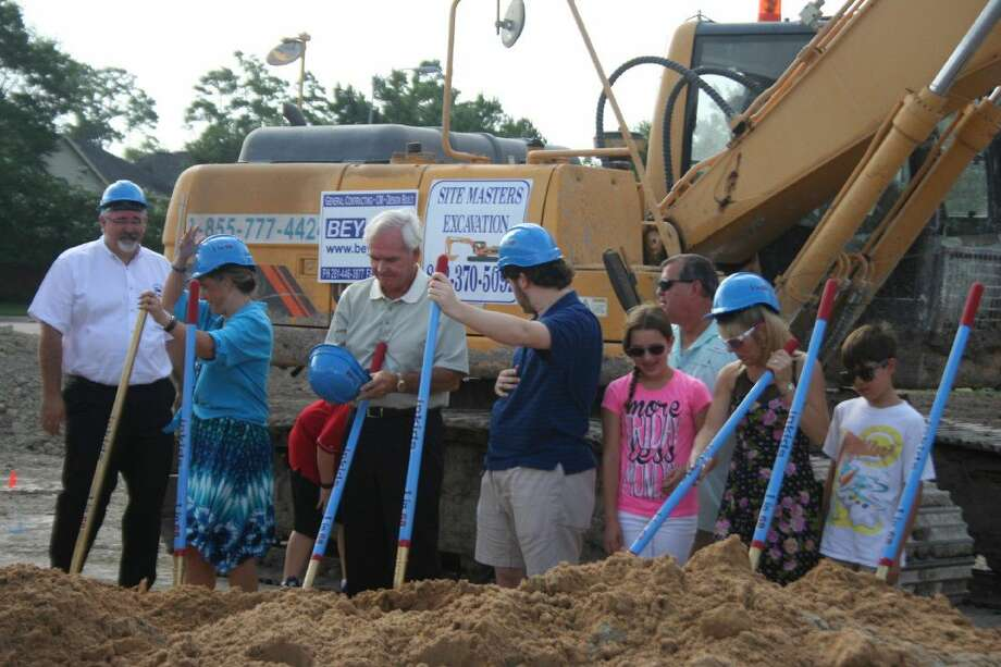 InKids, a nonprofit focused on helping children and young adults with autism, broke ground on its first standalone facility Friday.