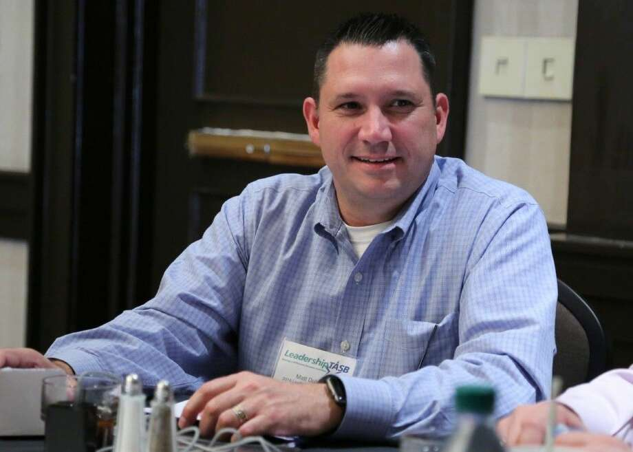 Huffman ISD board member Matt Dutton joined 34 other school board members from across Texas Nov. 19-21 at the second session of the Leadership TASB class of 2016. Photo: Picasa