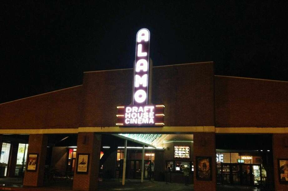 """Alamo Drafthouse Cinema's Katy location was one out of a handful of theaters in the country to premiere """"The Interview."""" Photo: Wendy Cawthon"""