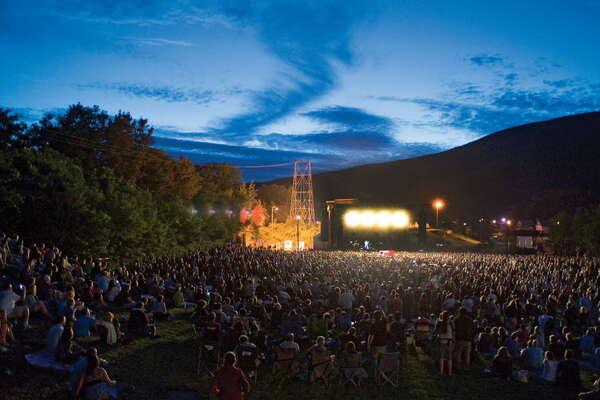 Wilco Solid Sound Festival 2010 at MASS MoCA, North Adams, Mass. (Rick Levinson) ORG XMIT: 7024794