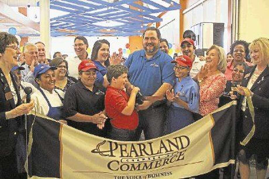 Niko Niko celebrated the grand opening of their new Pearland location inside the west side H-E-B Plus. Photo: Kristi Nix