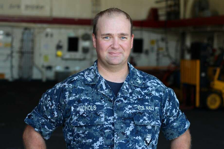 A 2004 Cy-Fair High School graduate and Cypress native is serving in the U.S. Navy and is participating in the world's largest international maritime warfare exercise, the Rim of the Pacific Exercise. Photo: Submitted