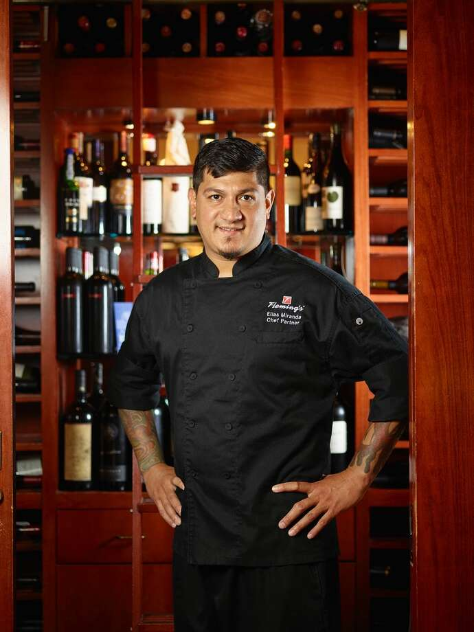 Fleming's Prime Steakhouse and Wine Bar has named Elias Miranda executive chef/partner of its River Oaks location.