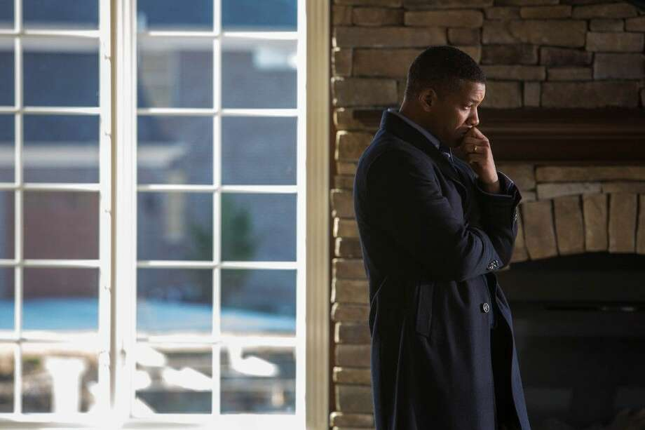 "Will Smith stars in Columbia Pictures' ""Concussion,"" portraying Dr. Bennet Omalu, who first discovered Chronic Traumatic Encephalopathy (CTE) in the brain of former Pittsburgh Steeler, Mike Webster. Photo: Melinda Sue Gordon"
