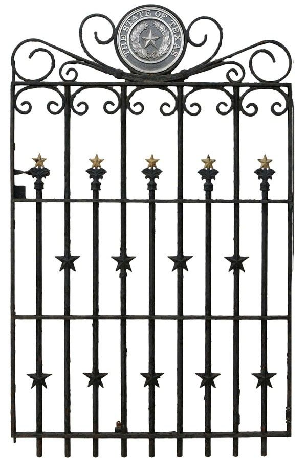 historic texas state capitol gates to be offered at austin auction Alabama State Flower historic texas state capitol gates to be offered at austin auction gallery houston chronicle