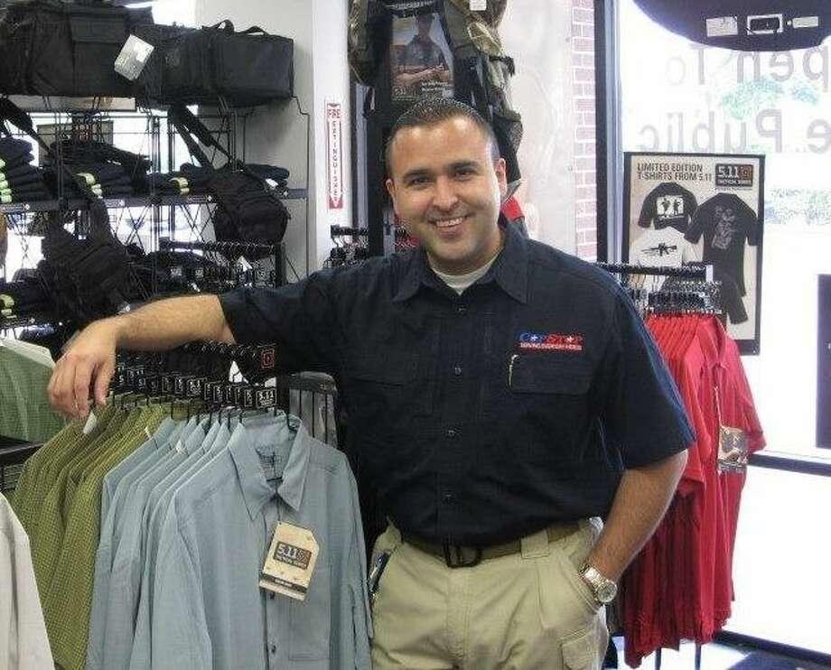 Rick Fernandez opened Cop Stop in 2003.