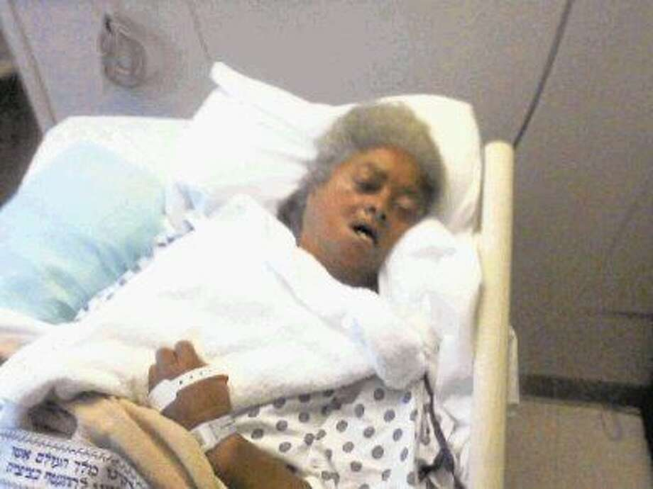 Courtesy photo Lynn Salinas, of Cleveland, hopes to find the family of Urna Gray, pictured above. Gray suffered a massive heart attack over a week ago and passed away Thursday. Salinas hopes also raise funds to pay for a burial service for Gray, who relocated to Conroe after her home in New Orleans was destroyed during Hurricane Katrina.