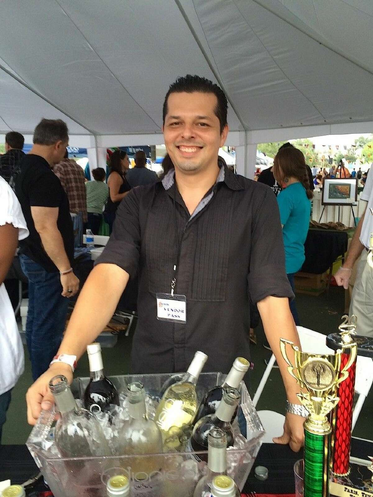 Pearland resident Jimmy Aranda is bringing Dionisio Winery to Pearland in 2016.