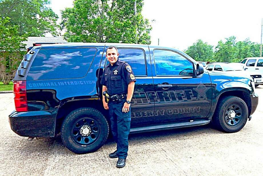 Sgt. Tim Niemeyer works on the Drug Interdiction Team for the Liberty County Sheriff's Office. Photo: Submitted