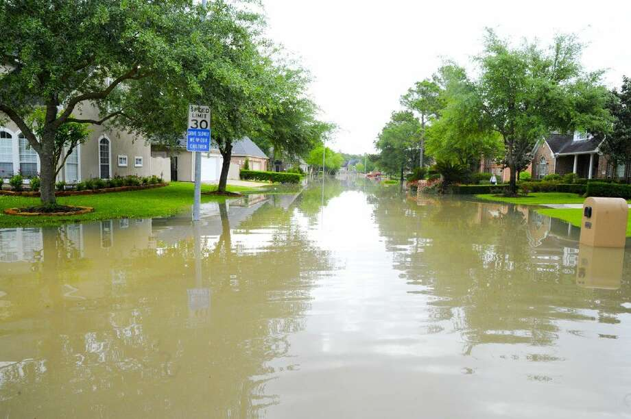 Texans who suffered damage to their home or personal property from the April or May of this year's floods are encouraged to register with FEMA before the deadline. Photo: Tony Gaines