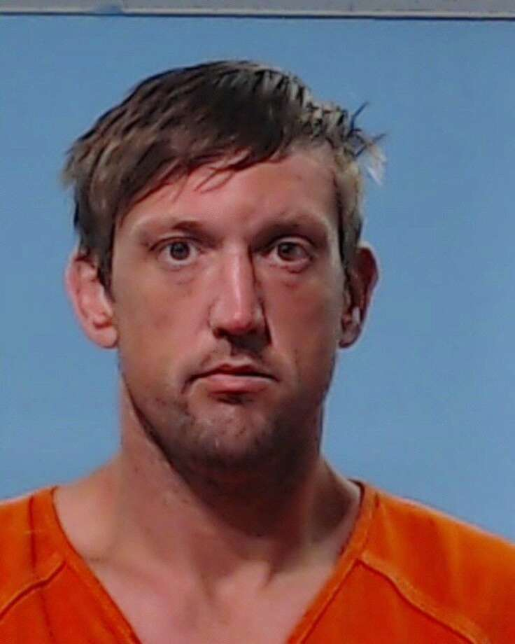 Warren Jordan Murray, 33, was arrested and charged with Aggravated Assault with a Deadly Weapon in connection with a shooting in Alvin on Thursday, July 21. Photo: Brazoria County Jail