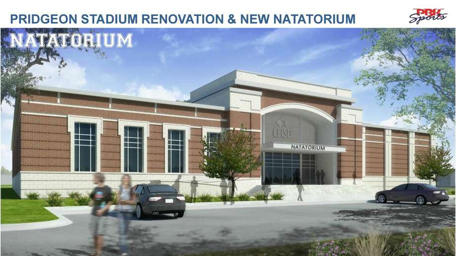 The new Cy-Fair ISD natatorium, a 41,293-square-foot facility with a 1,513 capacity, will put the district on equal footing with districts like Klein ISD and Conroe ISD in terms of swim facilities and offer a more comfortable, enjoyable experience for spectators. Photo: CFISD Facilities & Construction