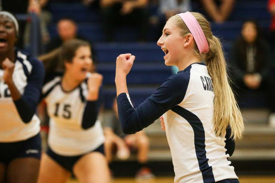 College Park's CC Clausen returns to a Lady Cavaliers team that made the playoffs after a second place finish in District 16-6A.