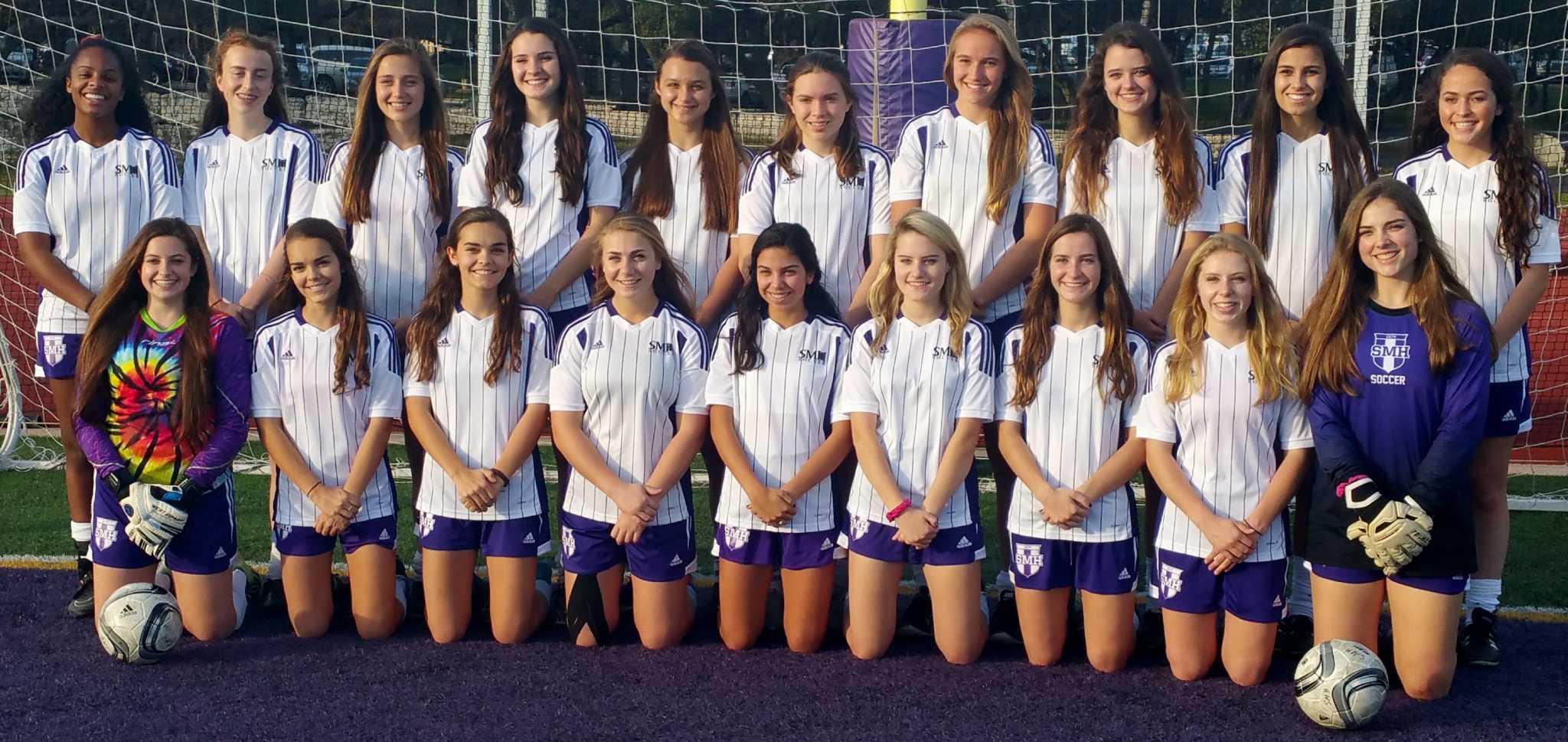 Saint Marys Hall Alamo Heights Soccer Teams Earn Academic Honor
