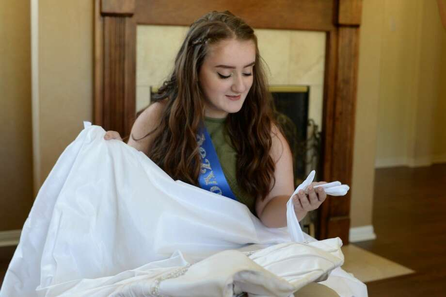 Chidester wants to break down barriers for those with disabilities. This weekend, she will become the first disabled Coronation Princess in the CLear Lake Lunar Rendezvous Festival.