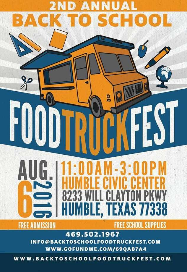 The event is open to the public and will be held at the Humble Civic Center located at 8233 Will Clayton Parkway in Humble on Saturday, Aug. 6 from 11 a.m. until 3 p.m.