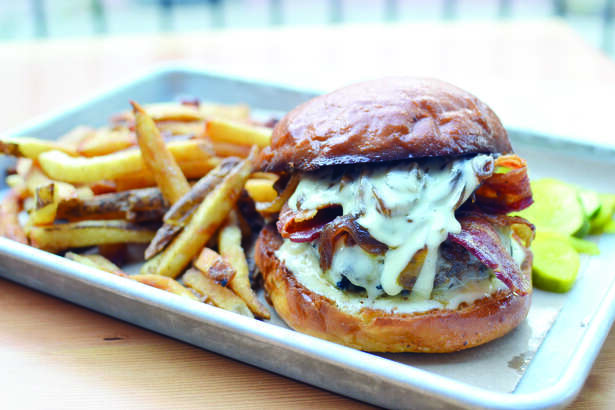 Walrus + Carpenter Burger
