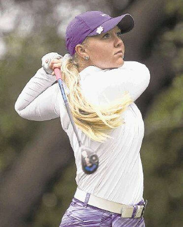 Montgomery's Hailee Cooper is a previous champion of the Texas State Junior Championship. Photo: Jason Fochtman