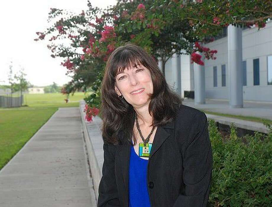 Ann Paulissen looks back on her time at San Jacinto College and realizes she graduated with more than just a degree. Photo credit: Calyn Hoerner