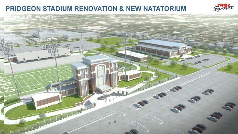 One major overhaul, which was completed before the second stage of construction even begun, was to augment the existing parking, improving paving and adding several new entrances and exits, including a dedicated bus area to keep bus and other automobile traffic separated, which will ensure quick entry and exit for all stadium traffic. Photo: CFISD Facilities & Construction