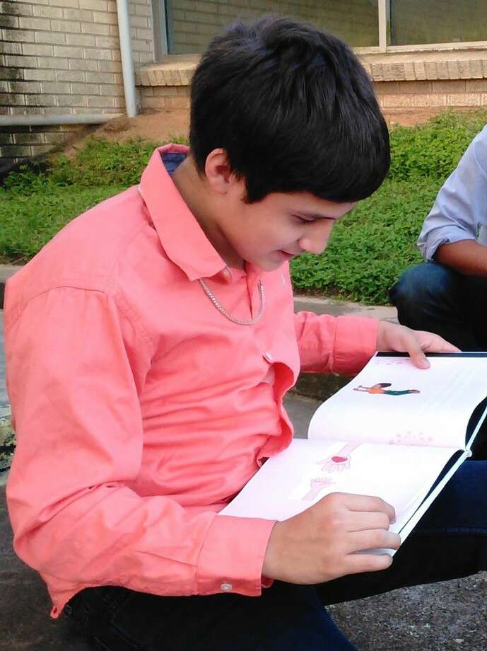 Thirteen-year old Argenis, part of a wave of refugees fleeing poverty and crime in Central America, reads a book detailing his personal experiences during the arduous journey to the U.S. The book is a new addition to a known counseling technique, which includes storytelling. UH-Clear Lake counseling students, under the guidance of Professor of Counseling Cheryl Sawyer, worked with young refugees to help them cope with the horrific experiences they endured. Each child's personal story was sequenced and organized then printed in hard-copy form and given to the child to help with emotional closure. Sawyer is assessing the effectiveness of this novel technique, which has generated much interest in the mental health community. She has presented her work to the Texas Counselors Association and the American Counseling Association, and has been invited to present at the National Latino Psychological Association International Conference in Orlando in September, as well as the Texas Association for Bilingual Educators in Galveston in the fall.