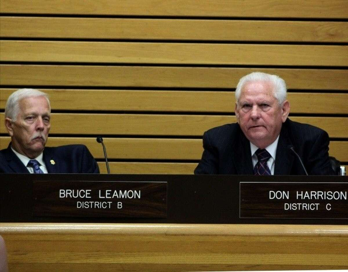 """Pasadena Councilmember Don Harrison (picture at right) spoke out against the sale of the Corrigan Center and the El Capitan Theater. """"Even though I want to get rid of the property I have real problems with the appraisal itself,"""" Harrison said. """"And I have problem with the lease back (arrangement) of $383,000 and the return on our investment."""" Councilmembers Cody Ray Wheeler and Ornaldo Ybarra also voted against the sale."""