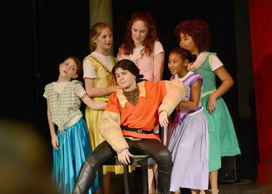 Stageworks' Acting Academy production of Disney's Beauty and the Beast Jr. Photo: Courtesy Photo