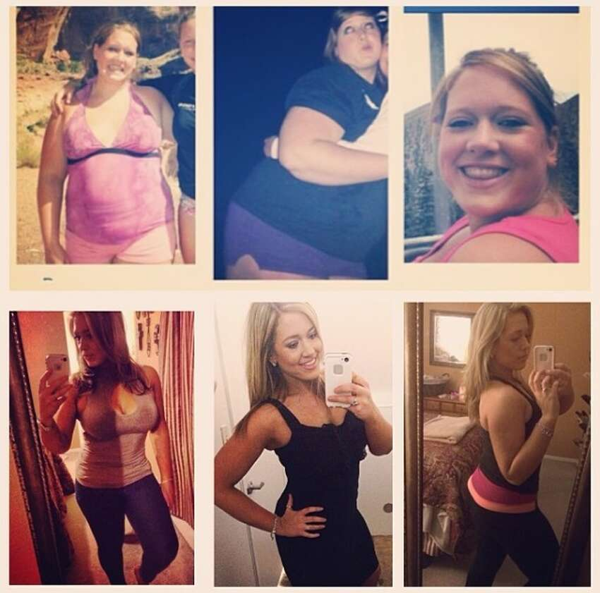Emma Pope, a San Marcos native, shared photos with mySA.com of her amazing 140-pound transformation.
