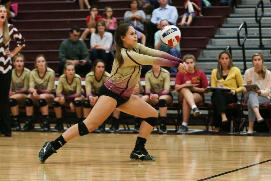 Junior defensive specialist Nicole Grant is expected to be a key contributor for Magnolia West this season.