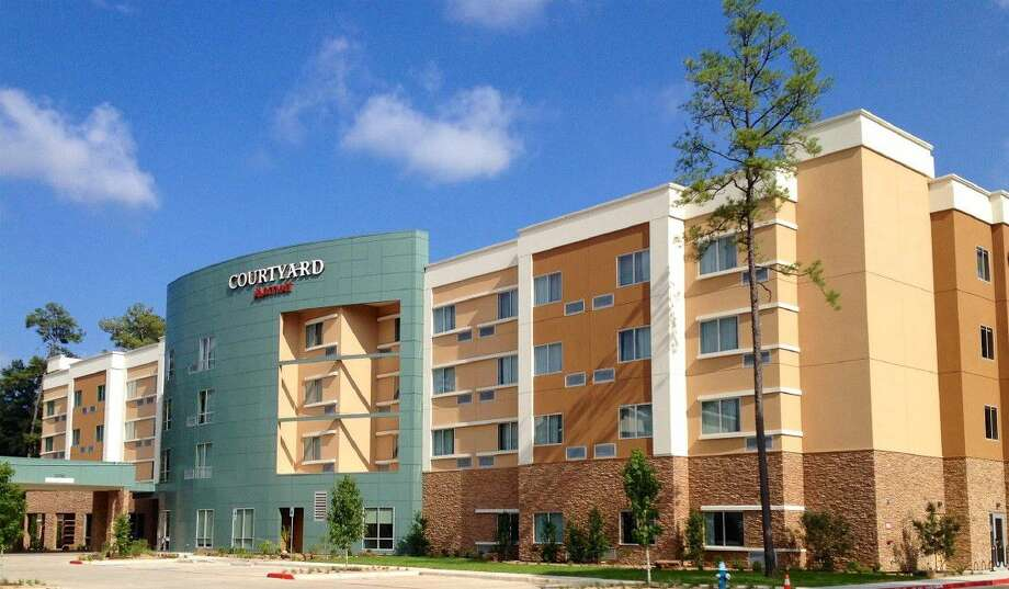 Courtyard by Marriott Houston Springwoods Village has now opened. Photo: Submitted Photo