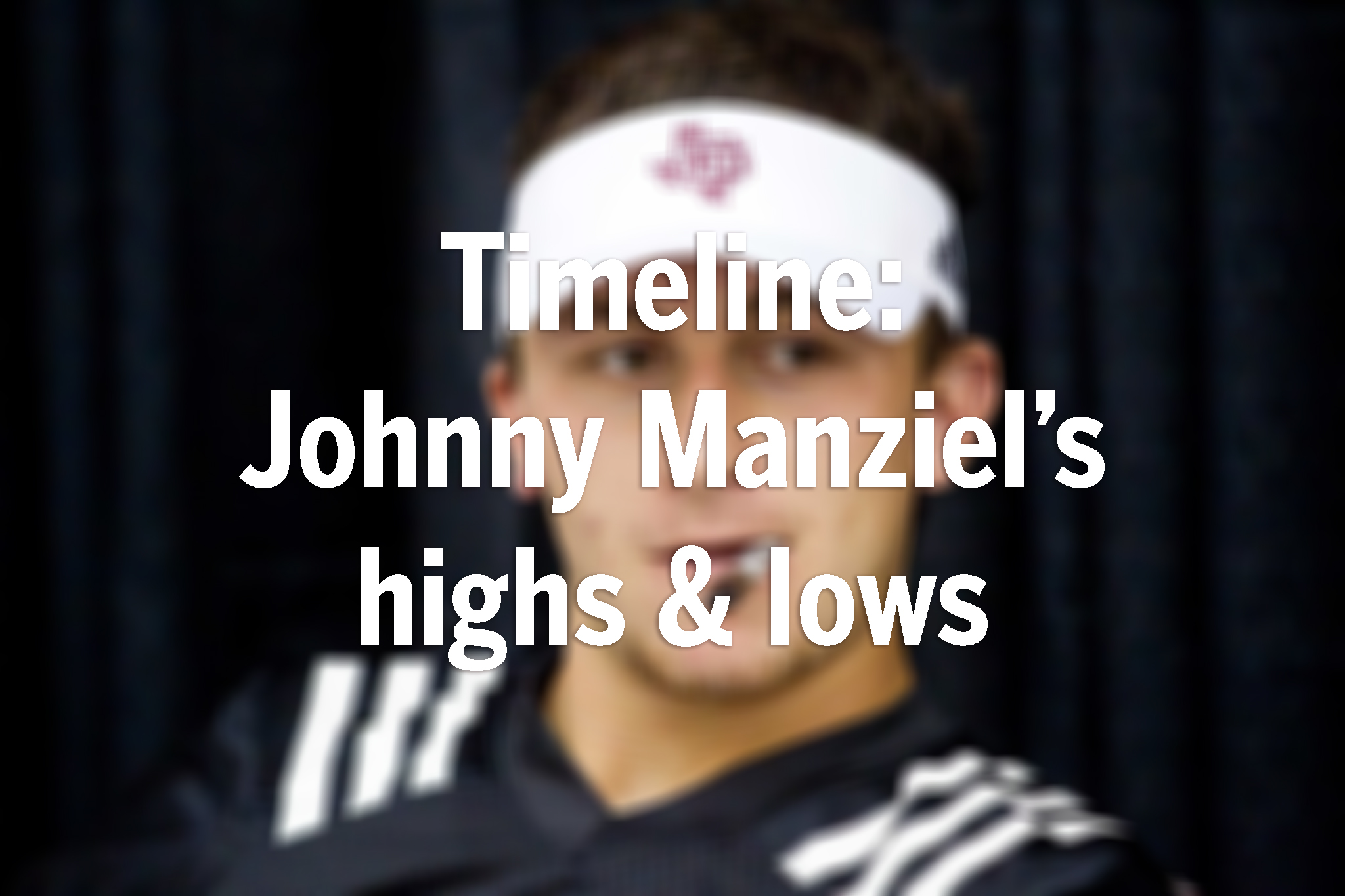After partying video leaked, Johnny Manziel demoted to third string ...