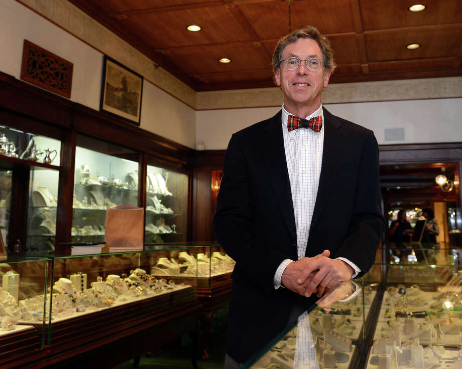 "Terry Betteridge, CEO of Betteridge Jewelers, will be presented with the David N. Theis Award at the Glenville Volunteer Fire Company's 2nd Annual Cocktail Reception on Oct. 27 at Tamarack Country Club. Proceeds from this year's event will benefit the Glenville Volunteer Fire Company, including the purchase of a Brush Truck. The David N. Theis Award for Outstanding Service to the Community is presented to a deserving individual from Greenwich who selflessly and compassionately serves our residents, organizations and institutions in an admirable and tireless manner. ""As a philanthropic leader in Greenwich, Terry Betteridge has come to embody the essence of a caring community,"" said Sandy Kornberg, Glenville Volunteer Fire Company President. Photo: Autumn Driscoll / Autumn Driscoll / Connecticut Post"