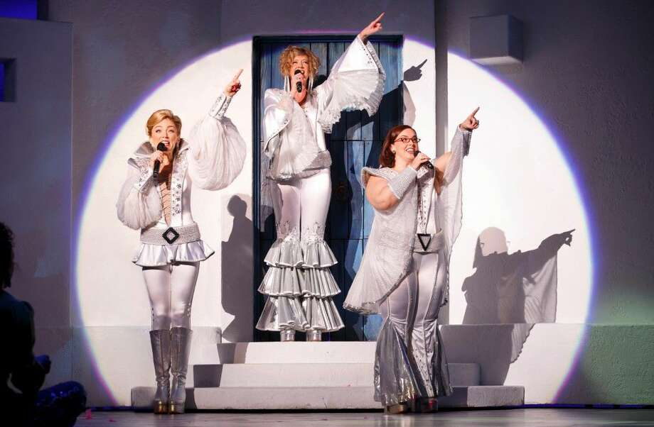 Benny Andersson and Björn Ulvaeus' Mamma Mia!, the smash hit musical based on the songs of ABBA, returns to the BBVA Compass Broadway at the Hobby Center season as a part of its final farewell tour. Only four performances will play on Oct. 6, 7 and 9 at the Hobby Center. Photo: Courtesy Photo