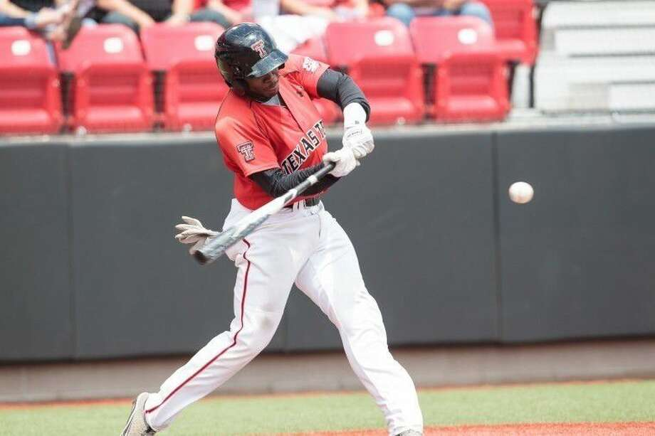 Former Fort Bend Austin and Texas Tech star Barrett Barnes is in the midst of his best professional season at Double-A Altoona in the Pittsburgh Pirates organization. Barnes, a 2009 Austin graduate, was a first-round draft pick in 2012. Photo: Texas Tech Athletics