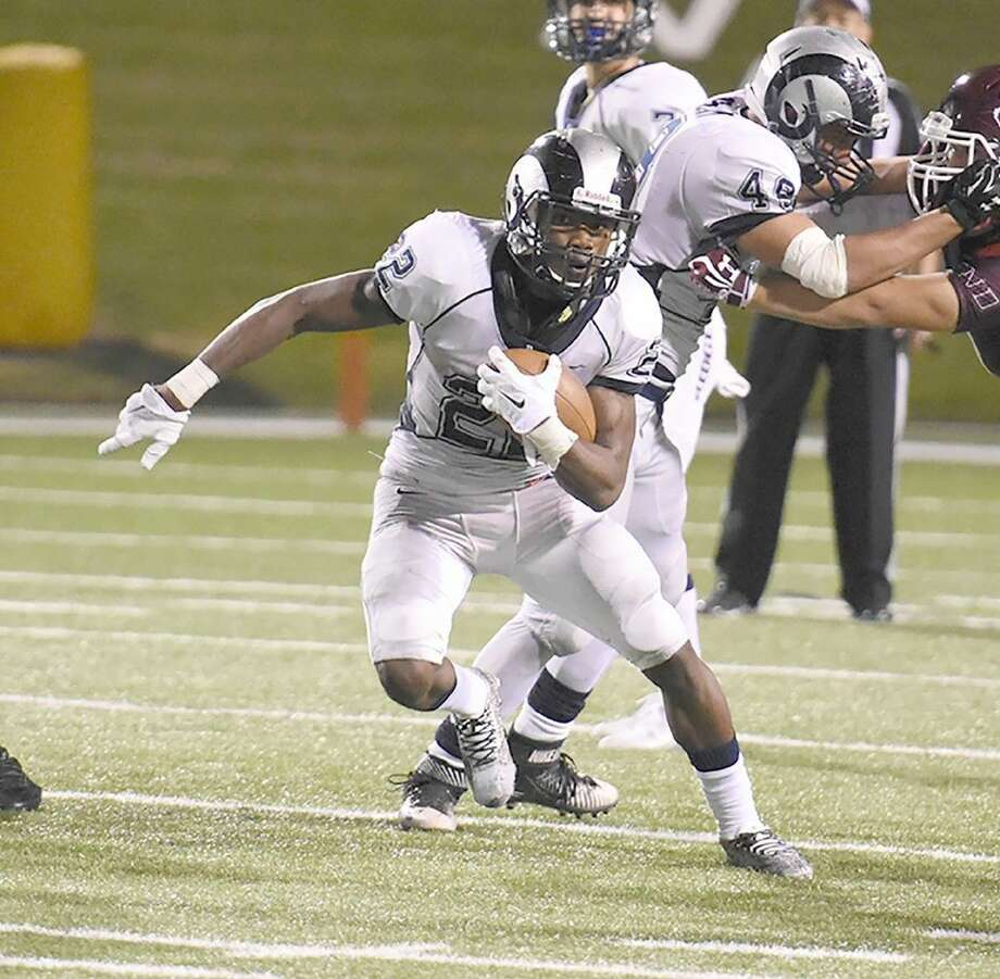 Cypress Ridge High School junior running back Trelon Smith was named the District 17-6A Offensive MVP in 2015, and he is without question one of the most potent weapons in the city, if not the state.  Photo: Tony Gaines